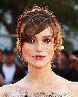 Keira Knightley's Makeup at The Duchess Premiere