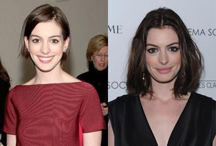 Fall Celebrity Haircuts