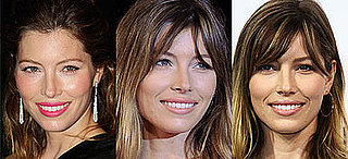 What's Your Favorite Shade of Pink on Jessica Biel?