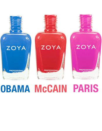 Barack, John, or... Paris?!