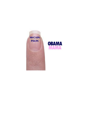 Show Your Support with Nail Decals