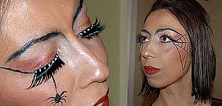 Halloween How-To: A Simple, Cute and Spooky Spiderweb