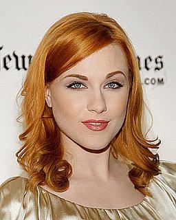 Rachel Evan Wood's Red Hair