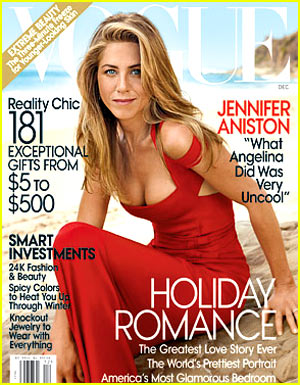 "Jennifer Aniston - ""Vogue"" December 2008"