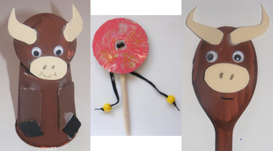 Year of the Ox Crafts