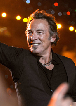 Sugardaddy: Bruce Springsteen