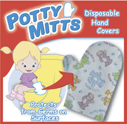 Potty Mitts:  Kid Friendly or Are You Kidding