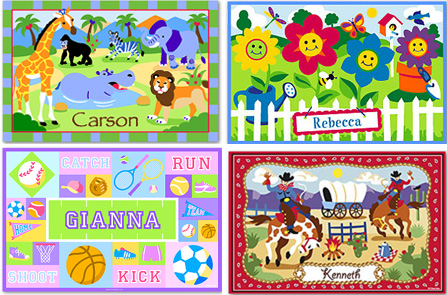 Lil Find: Personalized Placemats