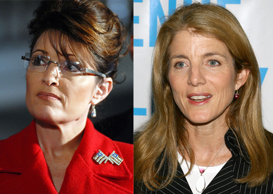 Sarah Palin Talks Media, Tina Fey, and Caroline Kennedy