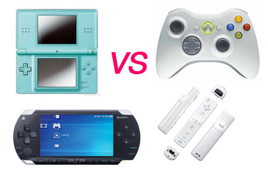 Do You Prefer Portable or Console Systems?