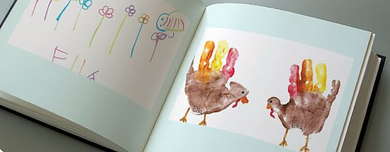 Turn Your Child's Art or Photo Memories Into a Bound Book