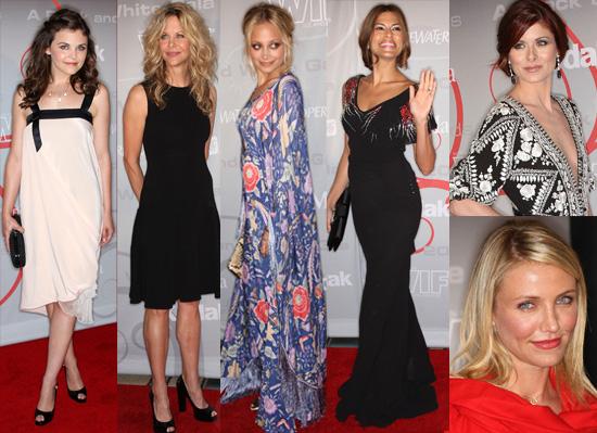 Photos Of Nicole Richie, Meg Ryan, Eva Mendes, Cameron Diaz And More At Women in Film Awards In LA