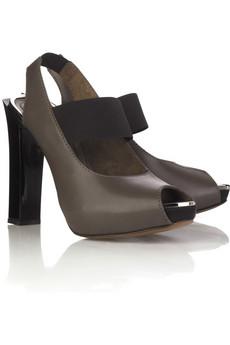Look for Less: Marni Peep-toe Heels