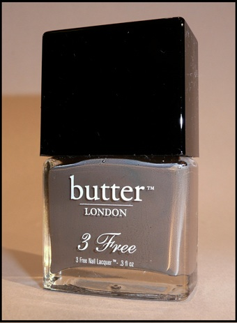 matching your Kurt Geiger sale shoes to your Butter London toe polish