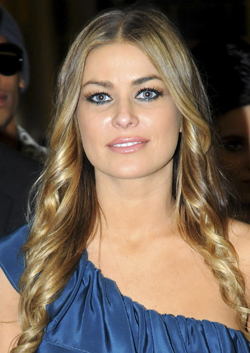 Photo of Carmen Electra at Disaster Movie Premiere. Love or Hate Her Red Carpet Beauty Style?