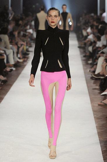 Alexander McQueen Femmes Up Milan
