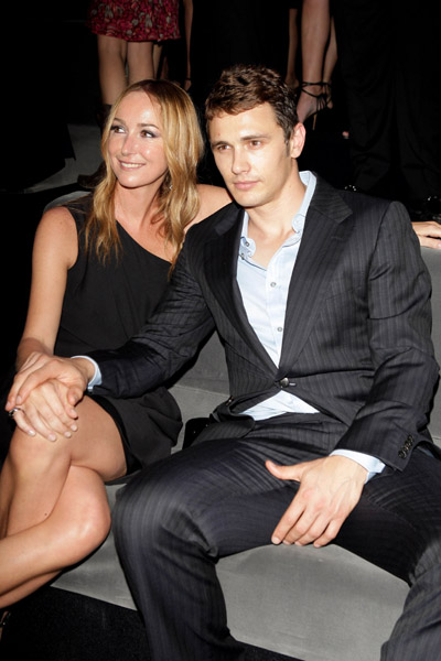 """Frida Giannini Gets in Touch with James Franco's """"Seductive Side"""""""