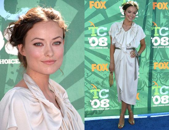 Teen Choice Awards: Olivia Wilde