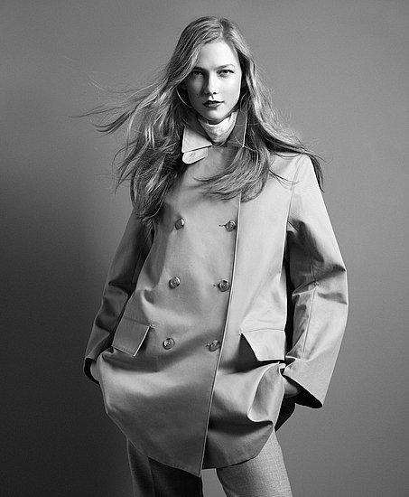 Karlie Kloss, Jourdan Dunn, and Vogue's Celebrity Intern Do Face Time for Gap Fall 2008