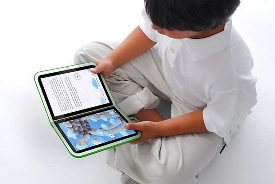 """Crave: New OLPC XO-2 transforms into a """"book"""""""