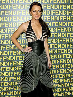 Lindsay Lohan- style icon or fashion victim?