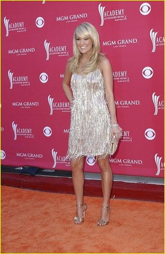 Carrie Underwood @ 2008 Country Music Awards