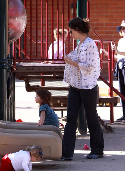 Amanda and Frances Park It