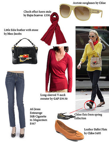 Kate Bosworth's Style