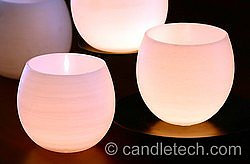 Water Balloon Luminaries : Candle & Soap Making Techniques