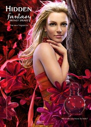 Britney's New Perfume Ad!!