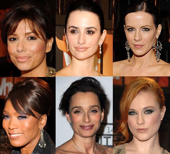 Critics Choice Awards Hair