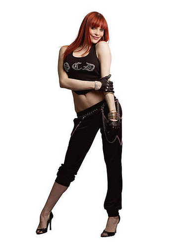 VIDEO:Carmit (former PCD) singing US National Anthem at WBO fight