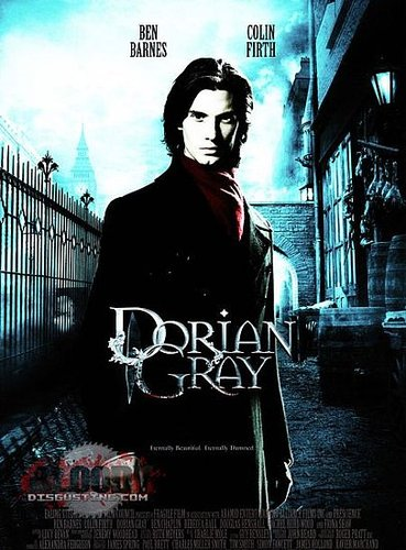 Dorian Gray posters.
