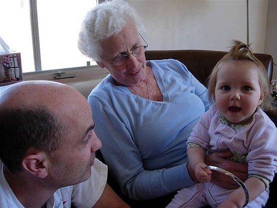 Oma and Grandpa