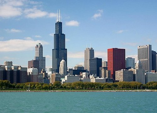 Top Vacations Spots in America:Round 1:Couple 5:Chicago or Washington DC