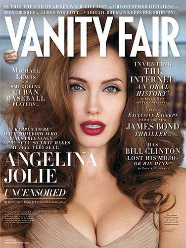 Angelina Jolie's Vanity