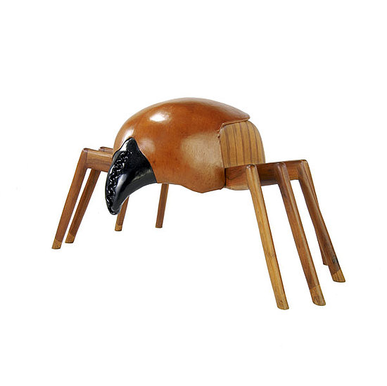 Love It or Hate It? Insect Stool