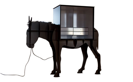 Love It or Hate It? Martin the Mule Secretary Desk