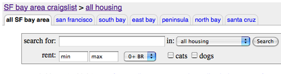 How-To: Find an Apartment on Craigslist