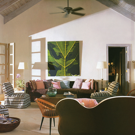 Designer spotlight tom scheerer popsugar home for Stile architettonico nantucket