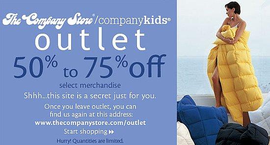 Sale Alert: The Company Store Secret Sale