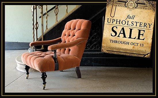 Sale Alert: Jayson Home & Garden Fall Upholstery Sale