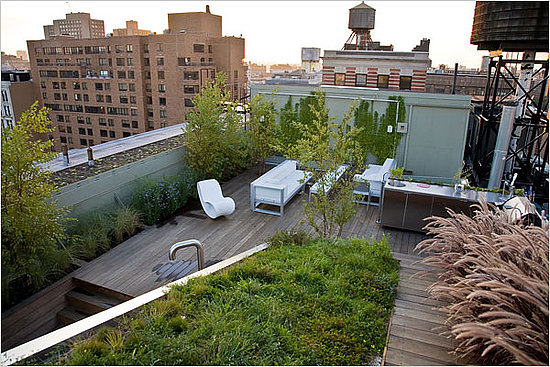 In the News: Celebrating the Outdoors in a Manhattan Penthouse