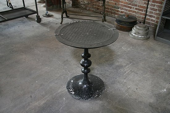Guess What This Table Is Made From