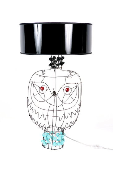 Nice and New: Marie Christophe Hibou Lamp