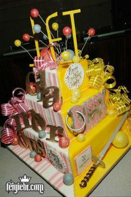 Fergie´s BIRTHDAY CAKES !!!!