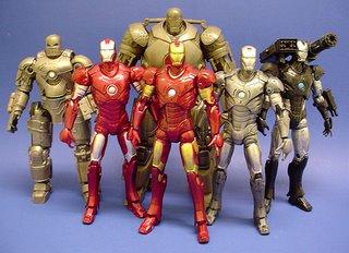 Iron Man Cartoon on Hasbro site.