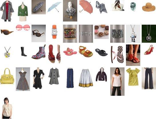Spring Wardrobe
