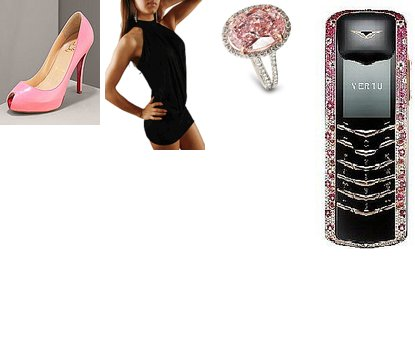 Rich Girls` Items