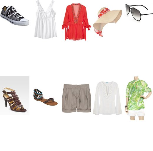 Holiday clothes